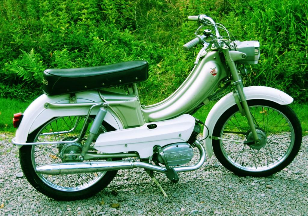 Mopeder Hjorteds Mopedmuseum